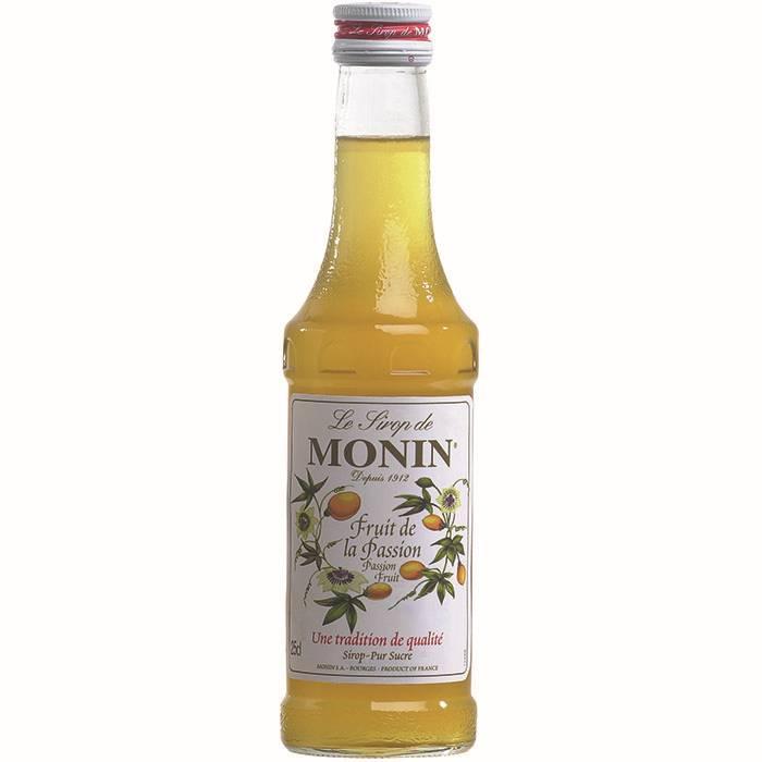 モナンパッションフルーツシロップ250ml