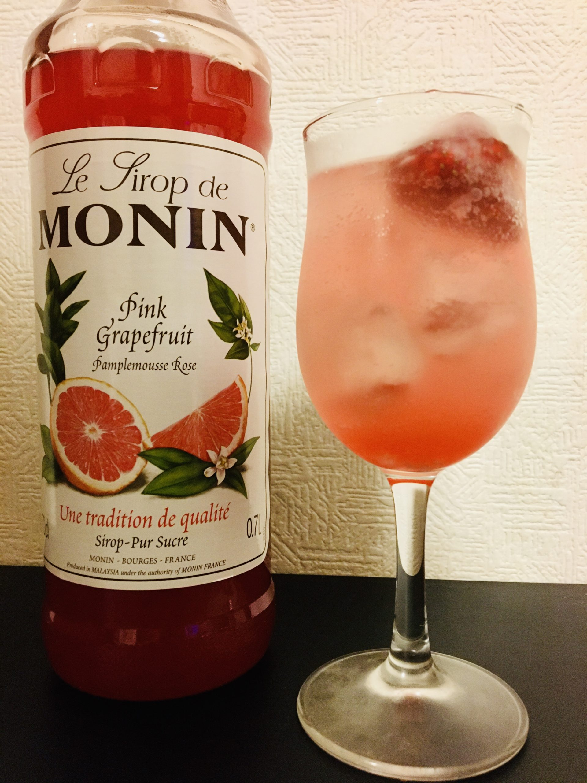 モナンピンクグレープフルーツのアレンジレシピ画像③
