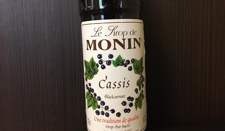 モナンカシスのボトル画像