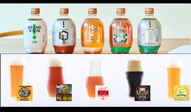 ビールの種類を比較画像