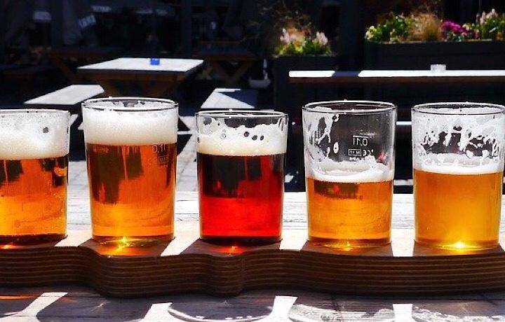 生ビールのイメージ画像①